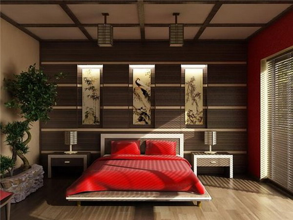 16 Classy Asian Bedroom Designs For Contemporary Hom