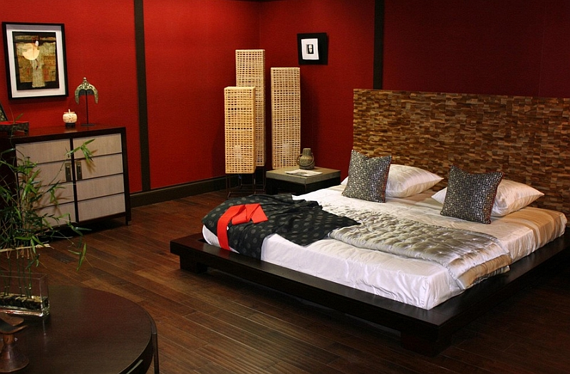 Asian Inspired Bedrooms: Design Ideas, Pictur
