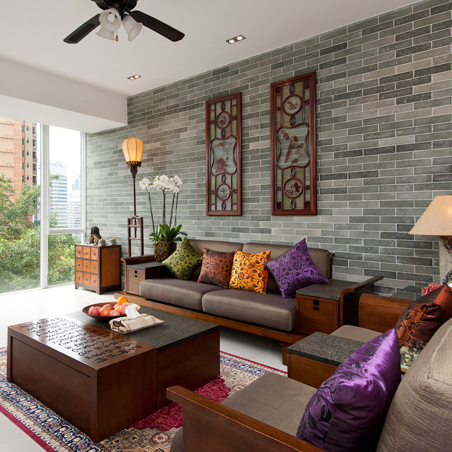 Living Rooms - Asian - Living Room - Toronto - by Ryan Fung .