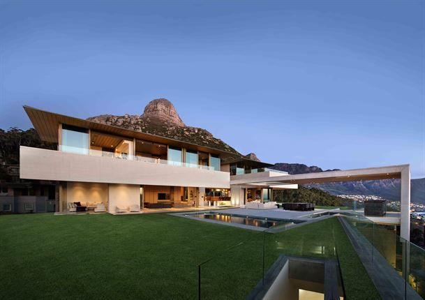 Fin24 takes you inside the R290m home, the highest price ever paid .