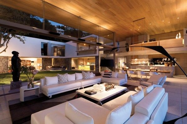 Spectacular Atlantic Seaboard Showpiece by SAOTA | Home decor .