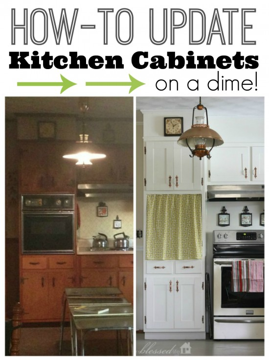 Attractive Diy Update Kitchen Cabinet Doors - Creative Design Ide