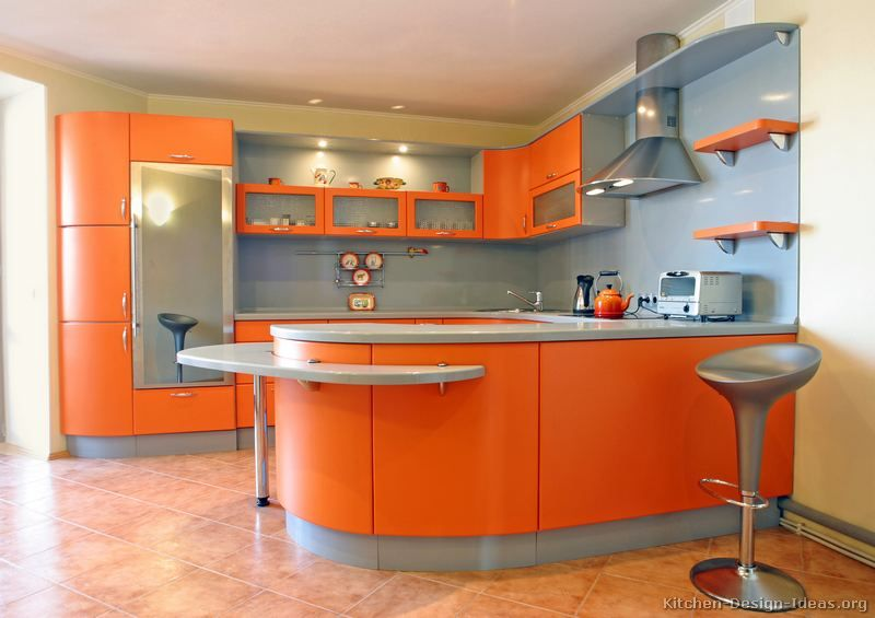 Wonderful Two Tone Kitchen Cabinets : Pictures, Options, Tips .