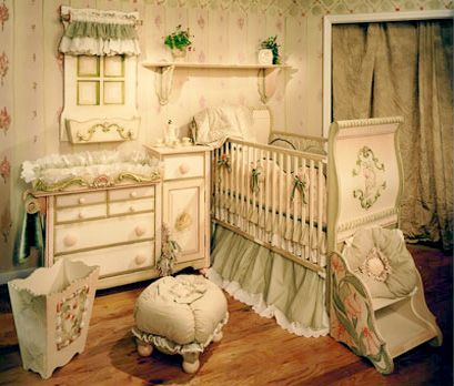 Victorian-Styled Baby Rooms: Ideas & Inspiration | Baby nursery .