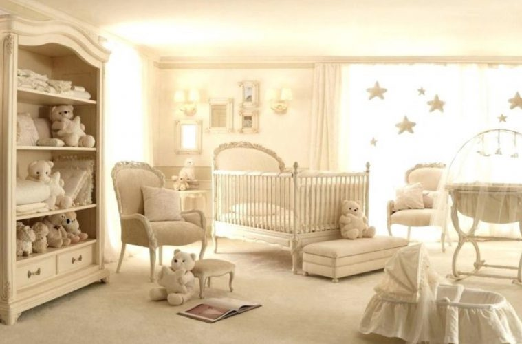 How to Create a Luxurious Baby Nursery - Destination Luxu