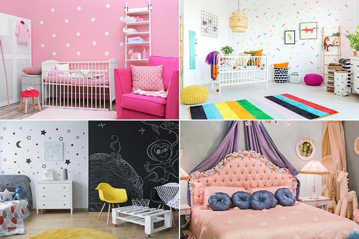 15 Most Adorable Baby Girl Room Ide