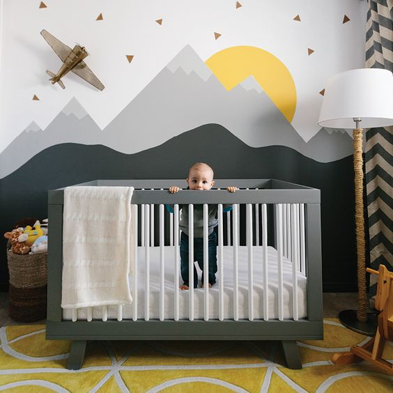 20 Cute Baby Boy Room Ideas & Tips to Desi