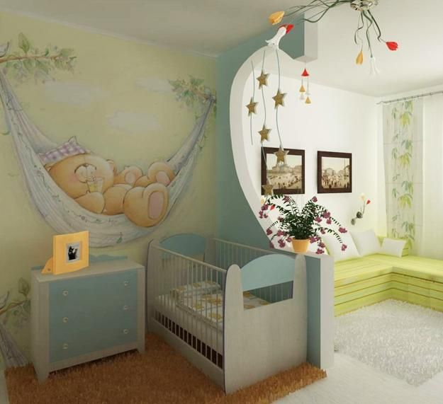 22 Baby Room Designs and Beautiful Nursery Decorating Ideas | Baby .