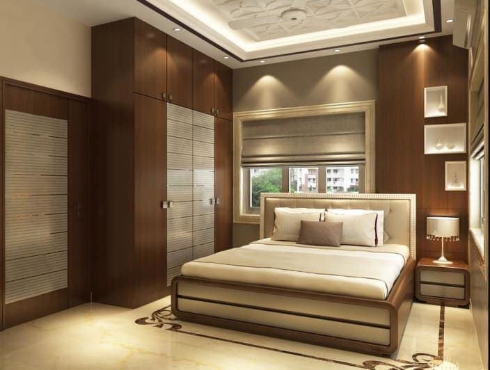 Bedroom Design Basic Tips | Modern bedroom, Bedroom bed design .