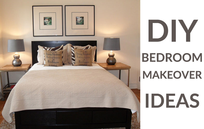 6 DIY Bedroom Makeover Ideas 2018 (Design Ideas & Tip