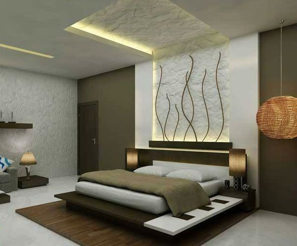 Bedroom Design Basic Tips | Bedroom false ceiling design, Bedroom .