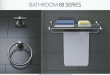 DELTANA Series 88 Modern Bathroom Accessories | Excel Marketi