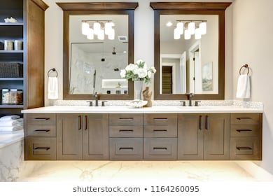 Luxury+bathroom+cabinets Images, Stock Photos & Vectors | Shuttersto