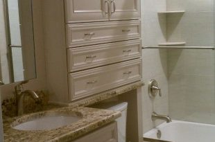 Love lots of storage, and drawers!Bathroom Over The Toliet Storage .