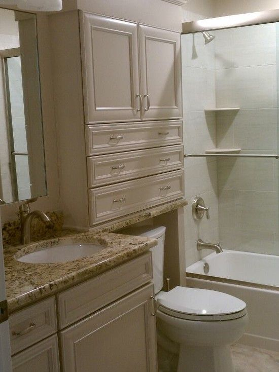 Bathroom Cabinets and Shelf Design Ideas