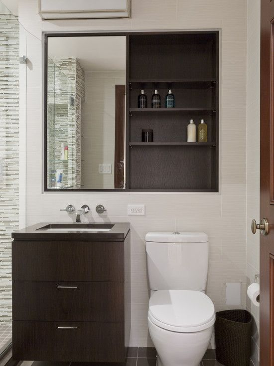 40 Stylish and functional small bathroom design ideas | Small .