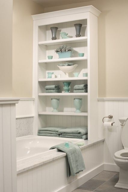 12 Ingenious Hideaway Storage Ideas For Small Spaces | Traditional .