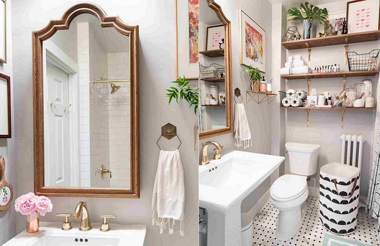 Small Bathroom Decorating Ide