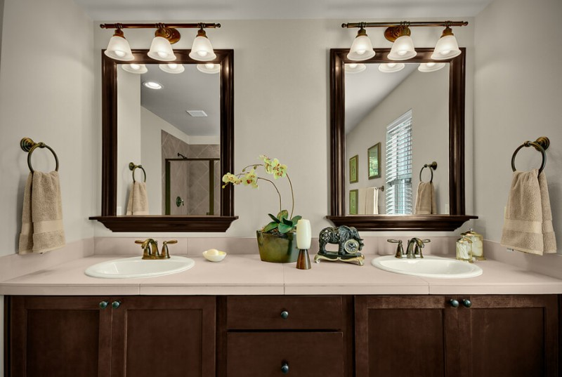 20 Stunning Bathroom Mirror Ideas to Reflect Your Style - HOME C