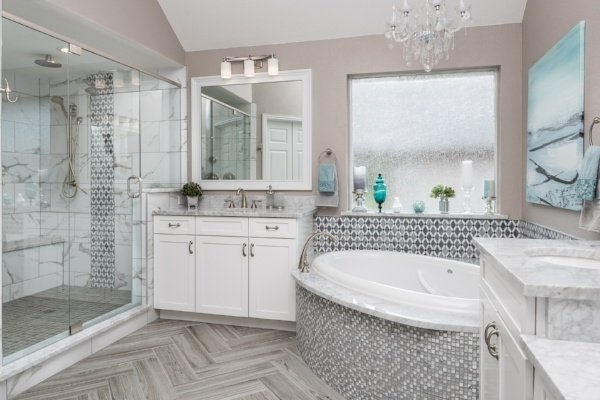 Are You Wondering What Your Dallas Master Bathroom Remodel May Cos