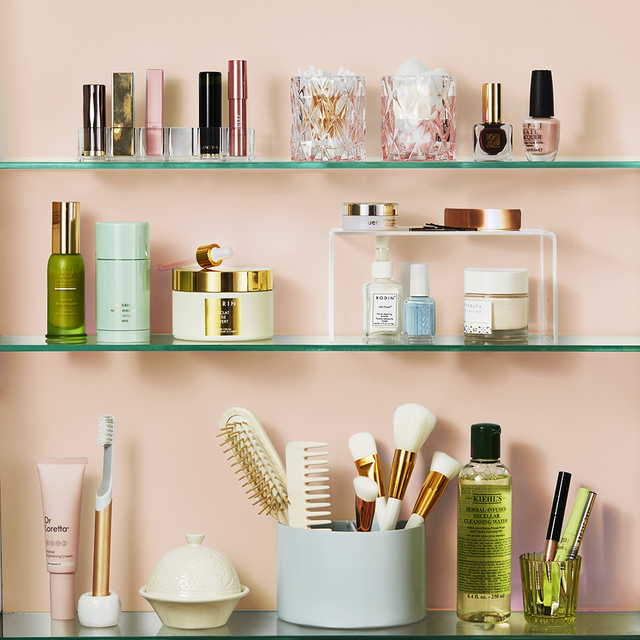 Bathroom Shelf and Racks Design Ideas