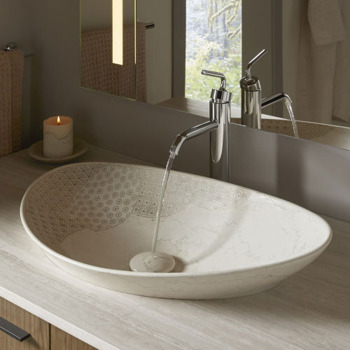 Know about the oval bathroom sinks – Nc Water Col