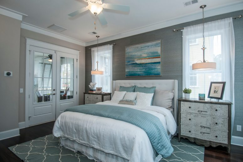 49 Beautiful Beach And Sea Themed Bedroom Desig