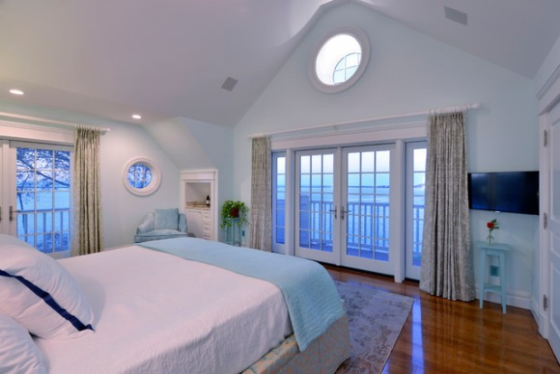 17 Gorgeous Beach Style Bedroom Design Ide
