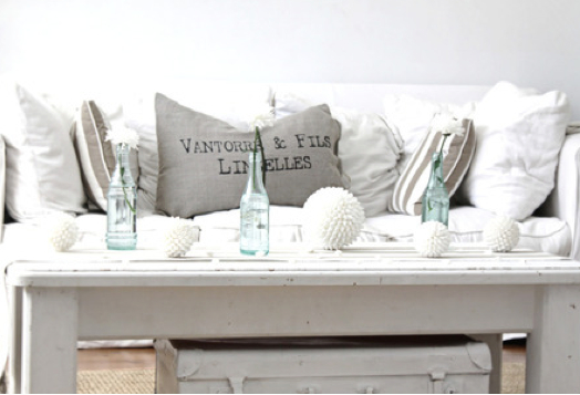 Natural Home Design: Christmas decoration ideas :: By the bea