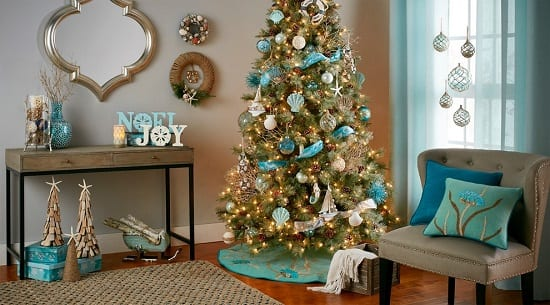25+ Beach Christmas Tree Ideas 2020 - Beachfront Dec