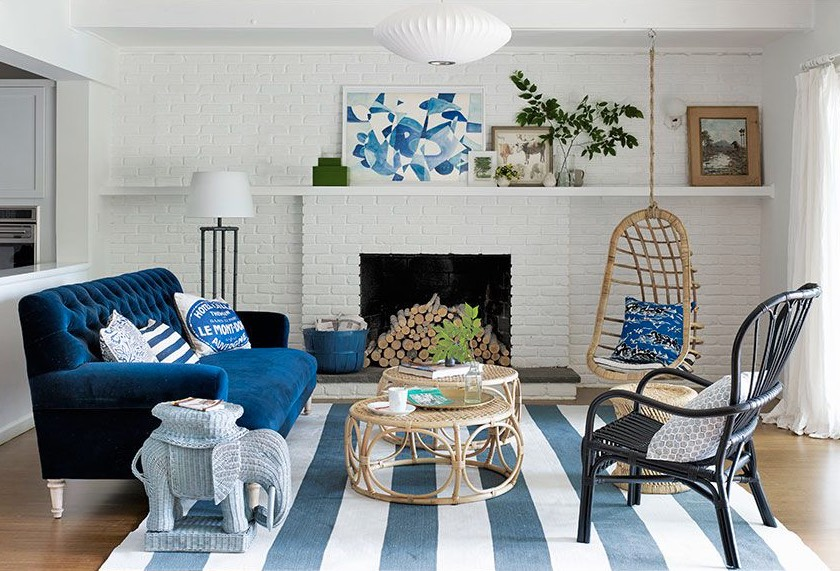Have an Endless Summer With These 35 Beach House Decor Ideas .