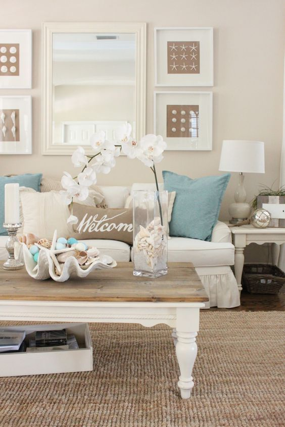 45 Beautiful Coastal Decorating Ideas For Your Inspiration .
