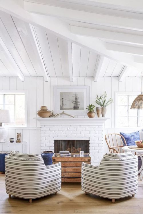 Living Room Decoration and Design Ideas | Coastal living rooms .