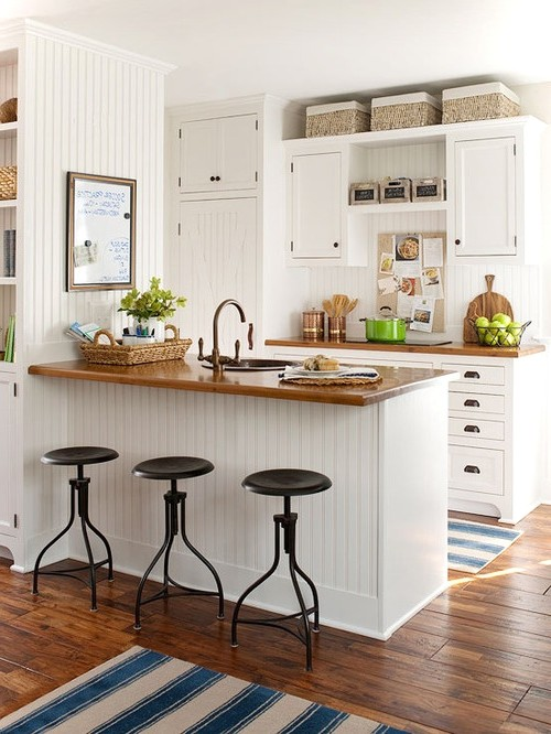 Beautiful Small Kitchen That Will Make You Fall In Love - Small .