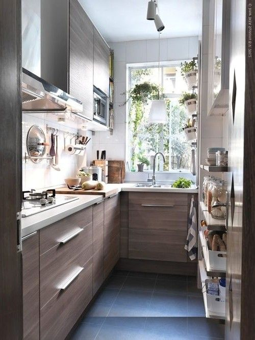 Beautiful Small Kitchen That Will Make You Fall In Love .