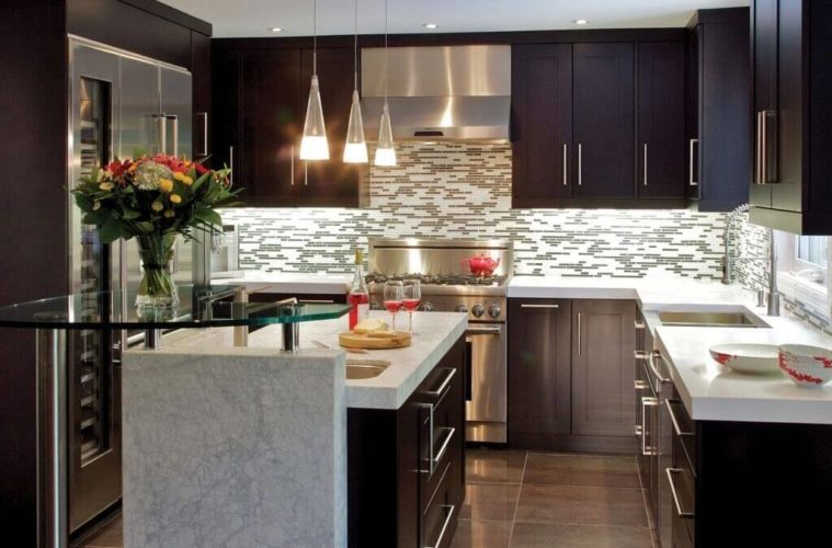 Beautiful Small Kitchen Designs for Tiny Space of a House - The .