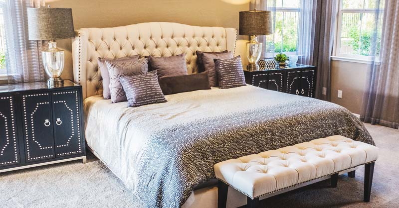 31 Unique DIY Headboard Ideas To Turn Your Bed Into a Masterpie