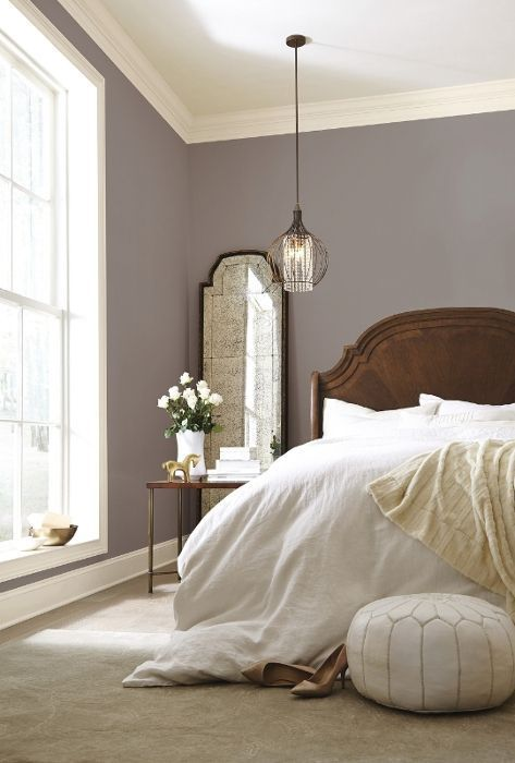 Sherwin Williams Poised Taupe: Color of the Year 2017 | Bedroom .