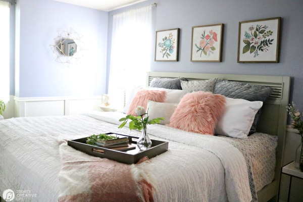 Budget-Friendly Bedroom Decorating Ideas | Today's Creative Li