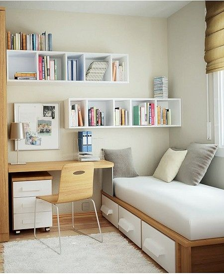 Bedroom Interiors Design Ideas For Small   Space