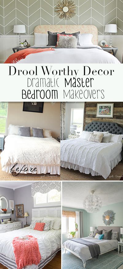 Drool Worthy Decor : Master Bedroom Decorating Ideas • The Budget .