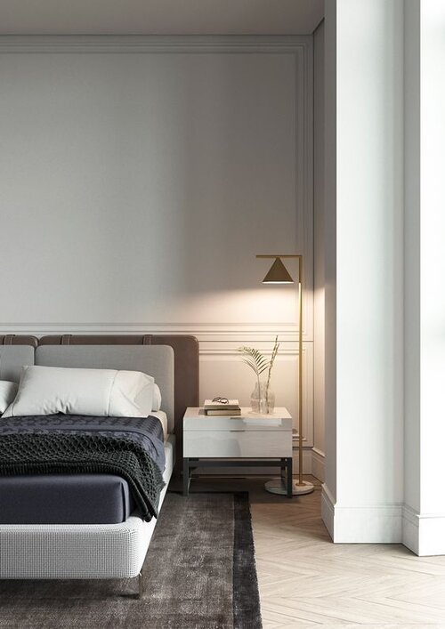 Best Nightstands and Bedside Tables for a Contemporary & Modern .
