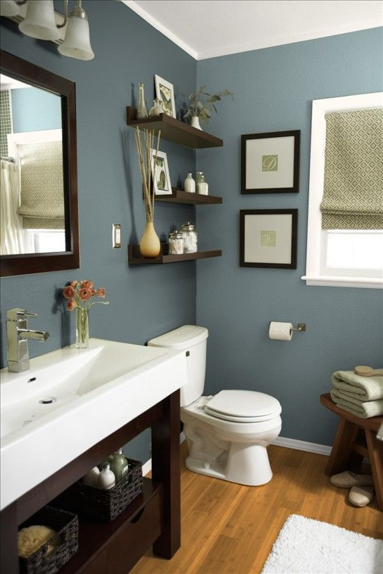 12 of the Best Bathroom Paint Colo
