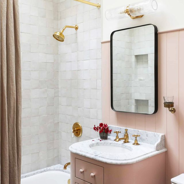22 Best Bathroom Colors - Top Paint Colors for Bathroom Wal