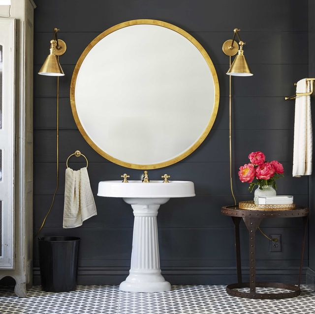 20 Best Bathroom Paint Colors - Popular Ideas for Bathroom Wall Colo