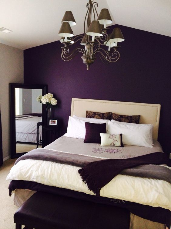 Best Colors for Your Bedroom According to Science & Color Psycholo