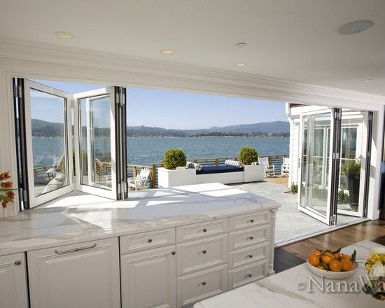 Sliding Glass Walls Design, Pictures, Remodel, Decor and Ideas .