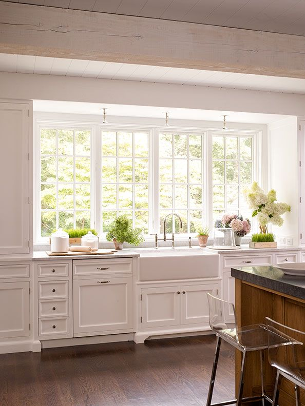 Trend Alert: 5 Kitchen Trends to Consider | Kitchen sink decor .
