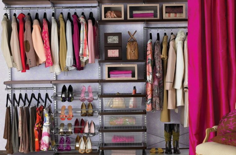 Best Designs of Female Wardrobe Ideas