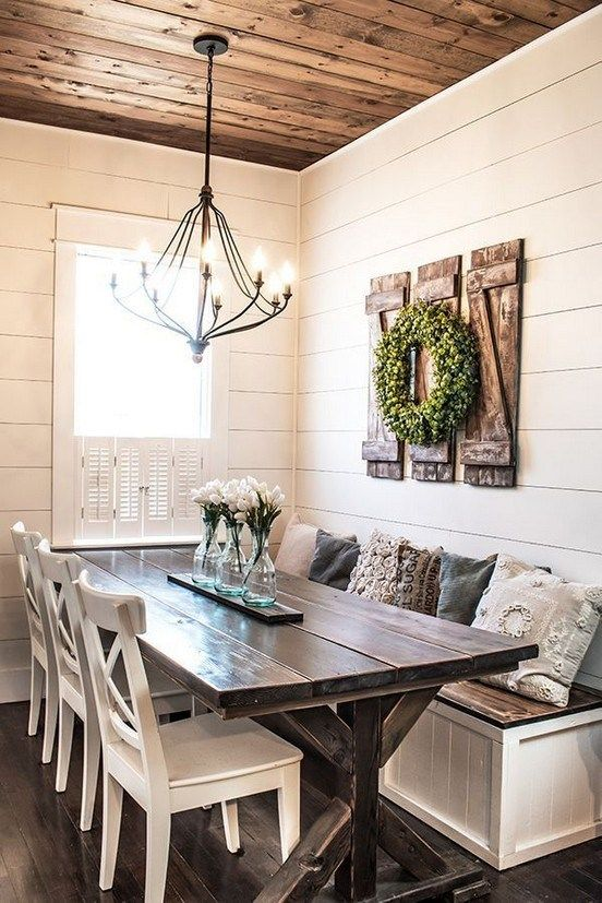 40+ best farmhouse wall decor ideas 2020 1 in 2020 | Farmhouse .